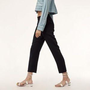 Wilfred darontal dress pants black trouser aritzia